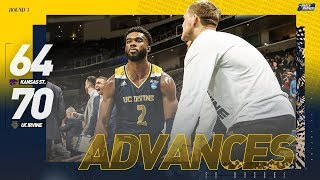 Kansas State vs. UC Irvine: First Round NCAA Tournament Extended Highlights
