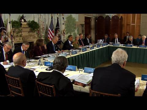 Bipartisan Meeting on Health Reform: Part 3