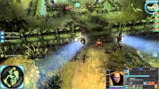 Warhammer 40K Dawn of War 2 - Retribution Gameplay