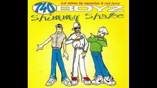 740 Boyz - Shimmy shake (Euro mic max mix)