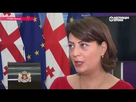 Грузия отметила первый день без виз с ЕС