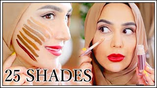 Cheap Makeup - £4 CONCEALERS?! | Amena