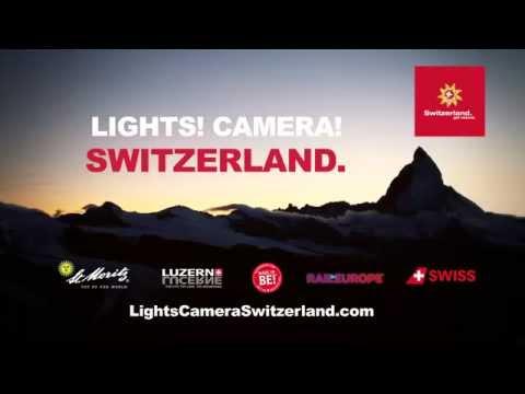SWITZERLAND TV HOST CONTEST