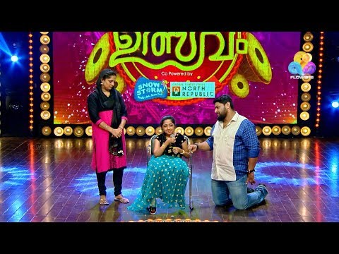 Comedy Utsavam│Flowers│Ep# 171