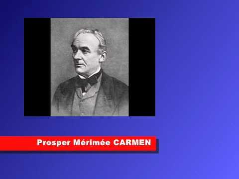 Prosper Merimee: Carmen