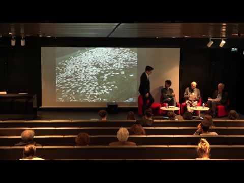 Enfance et espaces publics / Lucien Kroll rencontre l'École Boulle / 09 06 2016