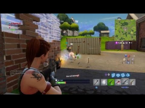 HOW DO HIT A 99 MAN COLLATERAL ON FORTNITE *INSANE GLITCH ANY WEAPON 2017-2018 50vs50 HACK*