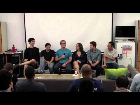 Junior Developer panel