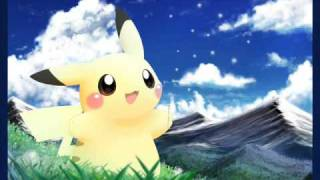 My pikachu voice acting.