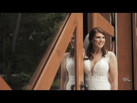 Lauren + Drew // Young Wedding Film at Hidden Hollow Farm
