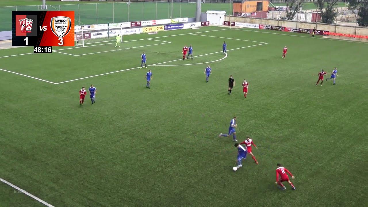 STUNNING GOAL! - Swieqi United Fc vs Fgura United Fc