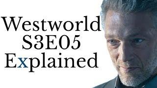Westworld S3E05 Explained