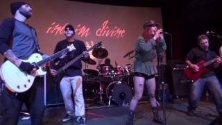 "Interim Divine ""Spiraling Down"" Live @ The Rustic Theatre Halloween 2013"