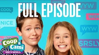 🆕 Would You Wrather Have a Hippo | Full Episode | Coop & Cami Ask the World | Disney Channel