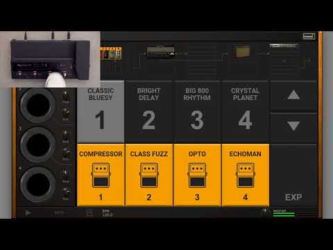 AmpliTube 4.6 Update - Live mode and more