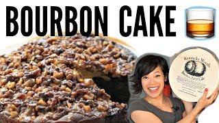 Kentucky Woods BOURBON Barrel Cake TASTE TEST