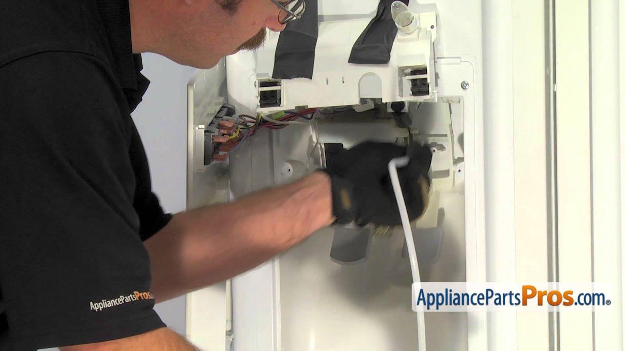 Refrigerator Dispenser Water Tube Kit Part 8201537 How
