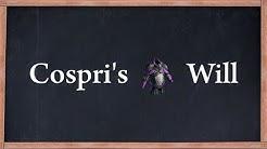 Cospri's Will Build & Farming - PoE Assassin's Garb