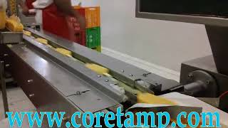 Automatic ice pop/ice cream bar/popsicle packing machine