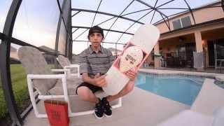 Hockey Skateboard Setup In Florida
