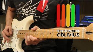 [SHORT] The Strokes - Oblivius (Solo Cover)