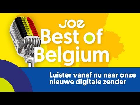 NIEUW: Luister naar Best of Belgium met alleen maar de beste Belgische muziek