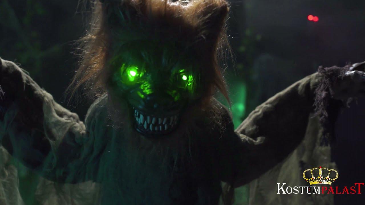 Lebensgroße Werwolf Animatronic