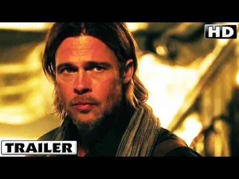 Guerra Mundial Z Trailer En Español