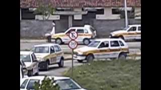 Detran Caruaru-PE, prova prática de carro