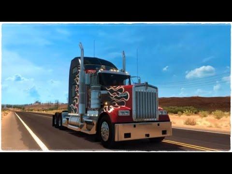 18 wheels steel haulin completo gratis