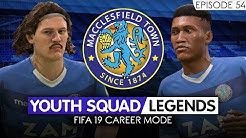 FIFA 19 CAREER MODE (Ep 54)   Macclesfield RTG   Youth Academy [YOUTH SQUAD LEGENDS] - STOP HIM!