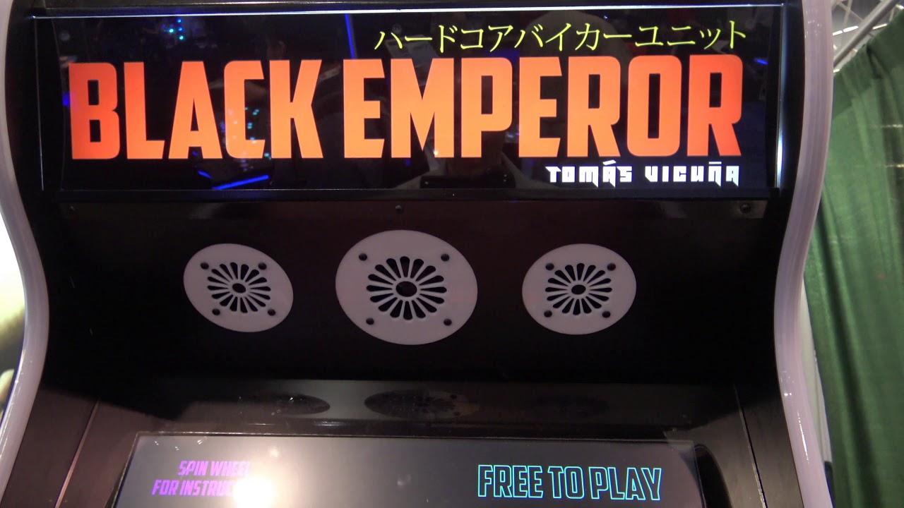 Killer Queen Arcade & Black Emperor Come To Amusement Expo 2019