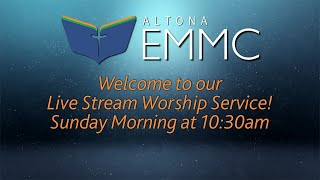 September 20, 2020 - Altona EMMC Family Worship Service