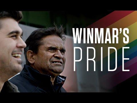 Winmar's pride