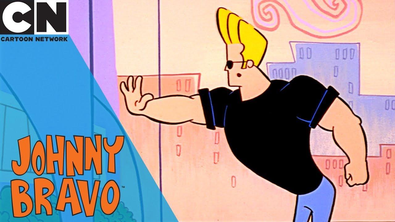 Johnny Bravo   Becoming the Worst Super Hero   Cartoon Network - YouTube