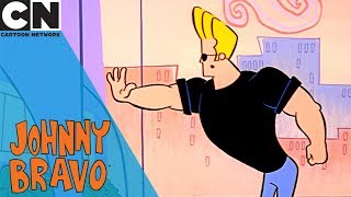 Johnny Bravo | Becoming the Worst Super Hero | Cartoon Network