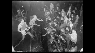 Sniff Bostik - Ku de Judas @ Rock Rendez-Vous 1985