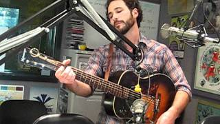 Joshua Davis live in studio on Tree Town Sound hosted by Matthew Altruda PART 2