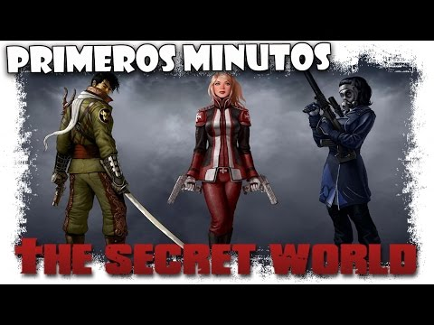 The Secret World Gameplay | Primeros Minutos Comentado en Español | MMOrpg Terror