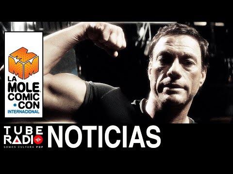 ¡Jean-Claude Van Damme viene a México a La Mole Comic Con! | Tube Radio