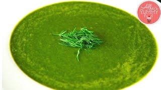 Detox Diet : Weight loss Green Soup - Детокс-суп для похудения