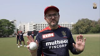 Bold Diaries: RCB's first practice match | IPL 2021