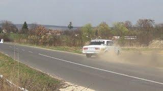 Lyukóbánya - Parasznya Rallye3 Action & Crash 2019.03.24 by Ruti Sport Video