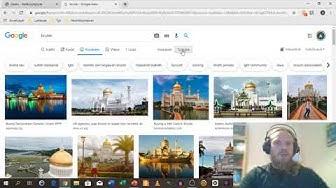 Google -kuvahaku, tietokoneella
