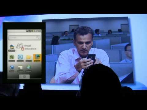 VMware End User Computing Demo - VMworld 2011