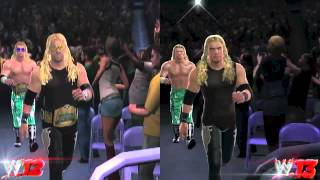 """Attitude Era"" Edge & Christian 