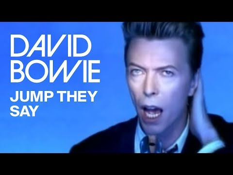 David Bowie  Jump They Say  Video