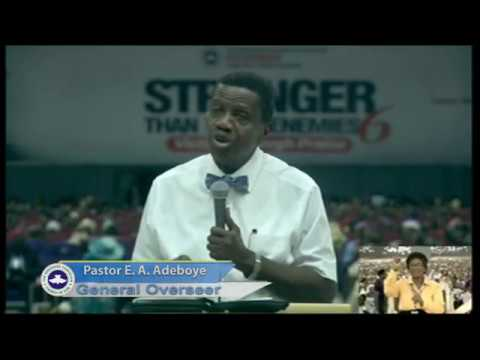 Download Victory through Praise by Pastor E. A. Adeboye