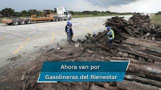 Después de la iniciativa de crear la empresa Gas del Bienestar, ahora el gobierno federal va por la construcción y operación de Gasolineras del Bienestar
