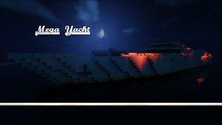 Minecraft: Mega Yacht (Speed Build)